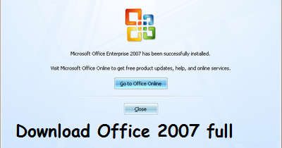 download microsoft office 2007 full version free