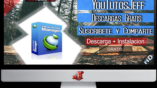 Internet Download Manager v6.26 Build 2 FULL ESPAÑOL