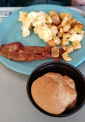 American Breakfast at Flo's V8 Cafe - Disney California Adventure