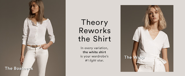 Theory Brand Shirts for Women