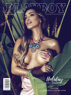 Revista Playboy Filipinas – Noviembre Diciembre 2016 PDF Digital