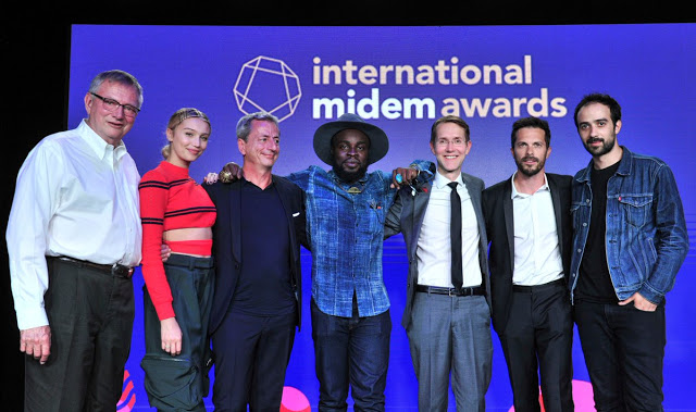 M.anifest Honoured At 2017 International Midem Awards