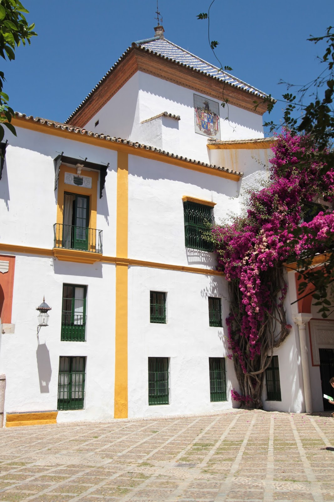 Casa de Pilates in Seville, Spain