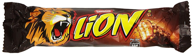 ... do Chocolate Lion