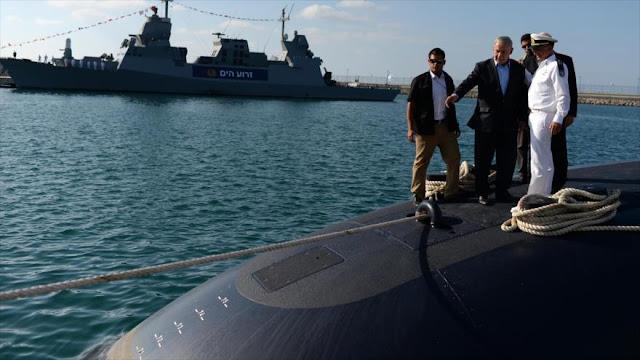 Alemania aprueba polémica venta de submarinos nucleares a Israel