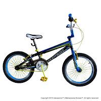 Sepeda BMX Element Pam Pam Hi-Ten 20 Inci