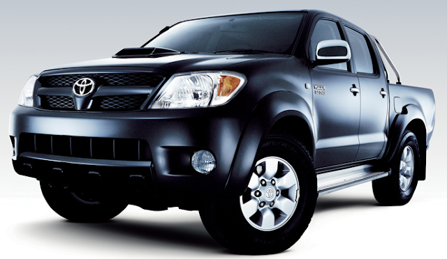 Toyota Hilux Double Cabin 4x2 Limited