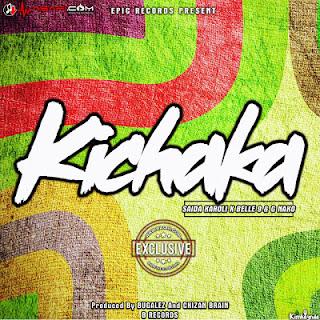 Saida Karoli Ft. Belle 9 & G Nako - Kichaka