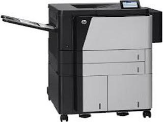 Picture HP LaserJet Enterprise M806x Plus Printer
