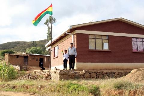 Tacachi (1950): municipio cochabambino (Bolivia)