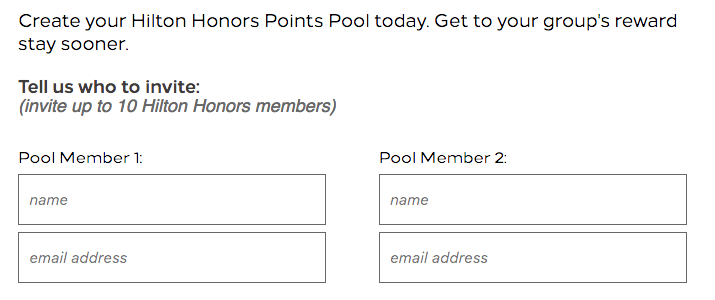 Rewards Canada: April 26 Update: Hilton Honors Points