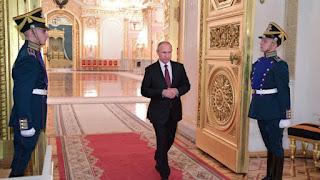 Ο Πούτιν επανεξελέγη πρόεδρος της Ρωσίας μέχρι το 2024