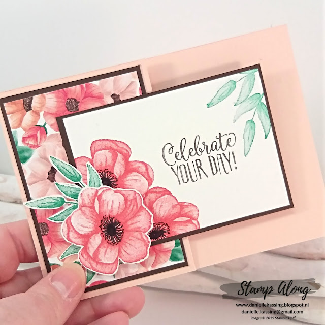 Stampin' Up! Painted Seasons bundle en de Hello Cupcake
