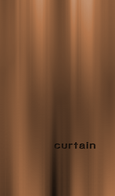 Sepia Curtain
