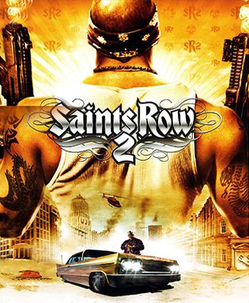 Descargar Saints Row 2 [PC] [Full] [ISO] [Español] Gratis [MEGA]