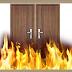 Tại sao bạn nên sử dụng cửa gỗ chống cháy cho ngôi nhà của mình.