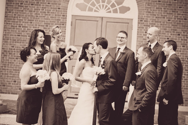 Judd-Rittler Wedding Party - Photo Courtesy of Brian Samuels Photography