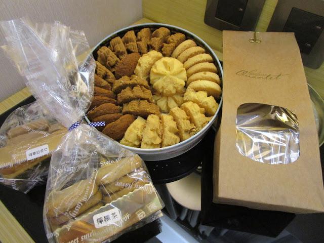 香港お土産 クッキー