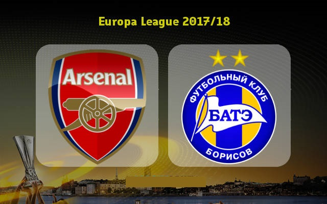 Arsenal vs BATE Borisov Full Match & Highlights 07 December 2017