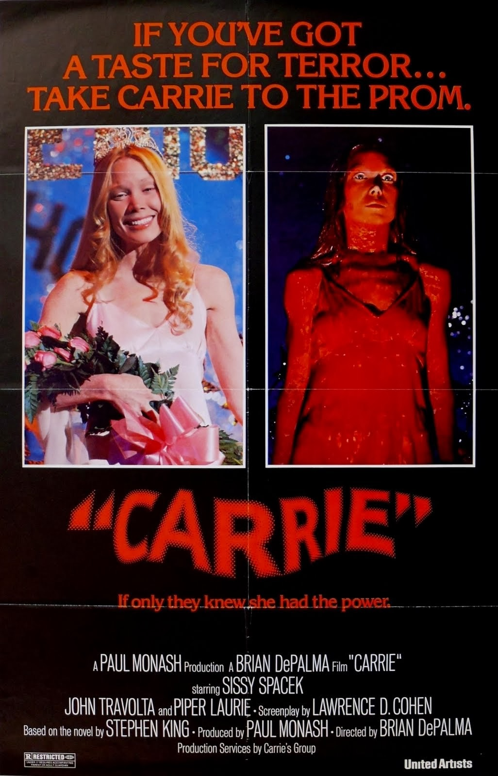 Scott S Boredom Escape Review Carrie Original 2002 Remake