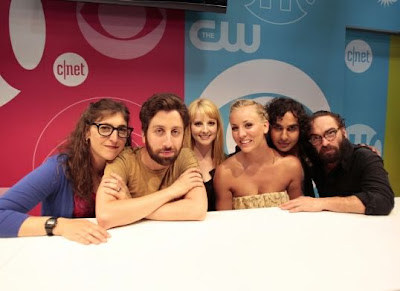The Big Bang Theory SDCC 2012