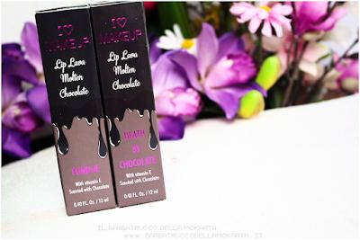 lip lava molten chocolate liquid lipstick  review