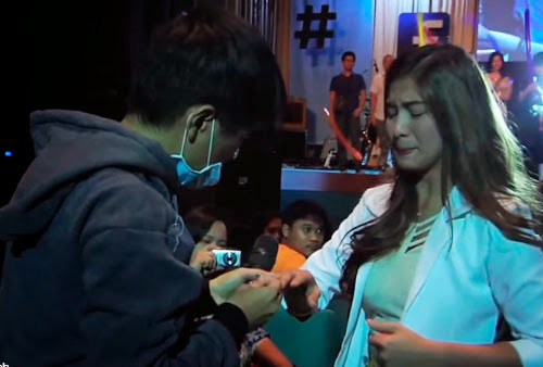 Jamich Announces Engagement - Jamvhille Sebastian and Paolinne Michelle Liggayu are Gonna Tie the Knot Soon - Trend Scooper