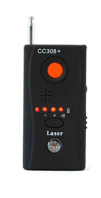 CC308 RF detector
