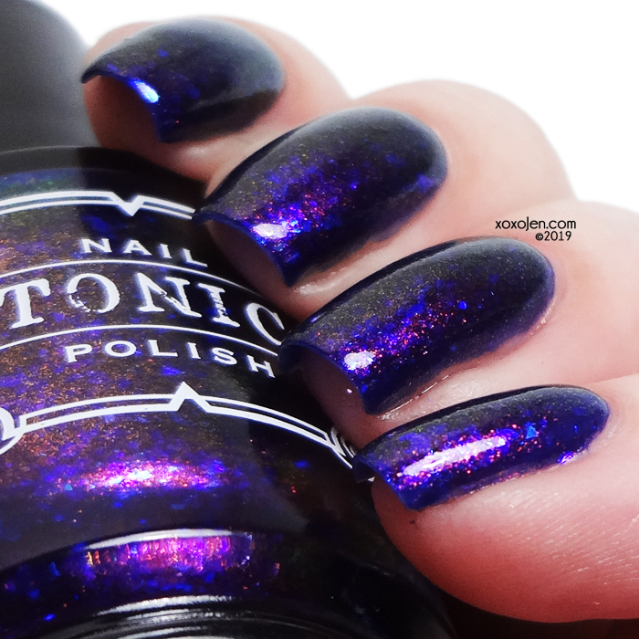 xoxoJen's swatch of Tonic North Star