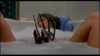 Resultado de imagen de PESADILLA EN ELM STREET bañera