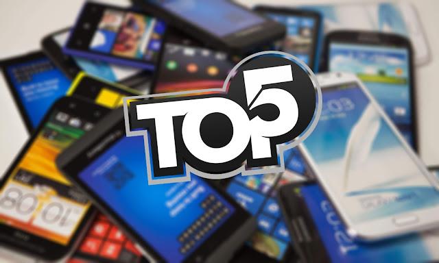 افضل 5 هواتف لسنة 2016 Top 5 Smartphones