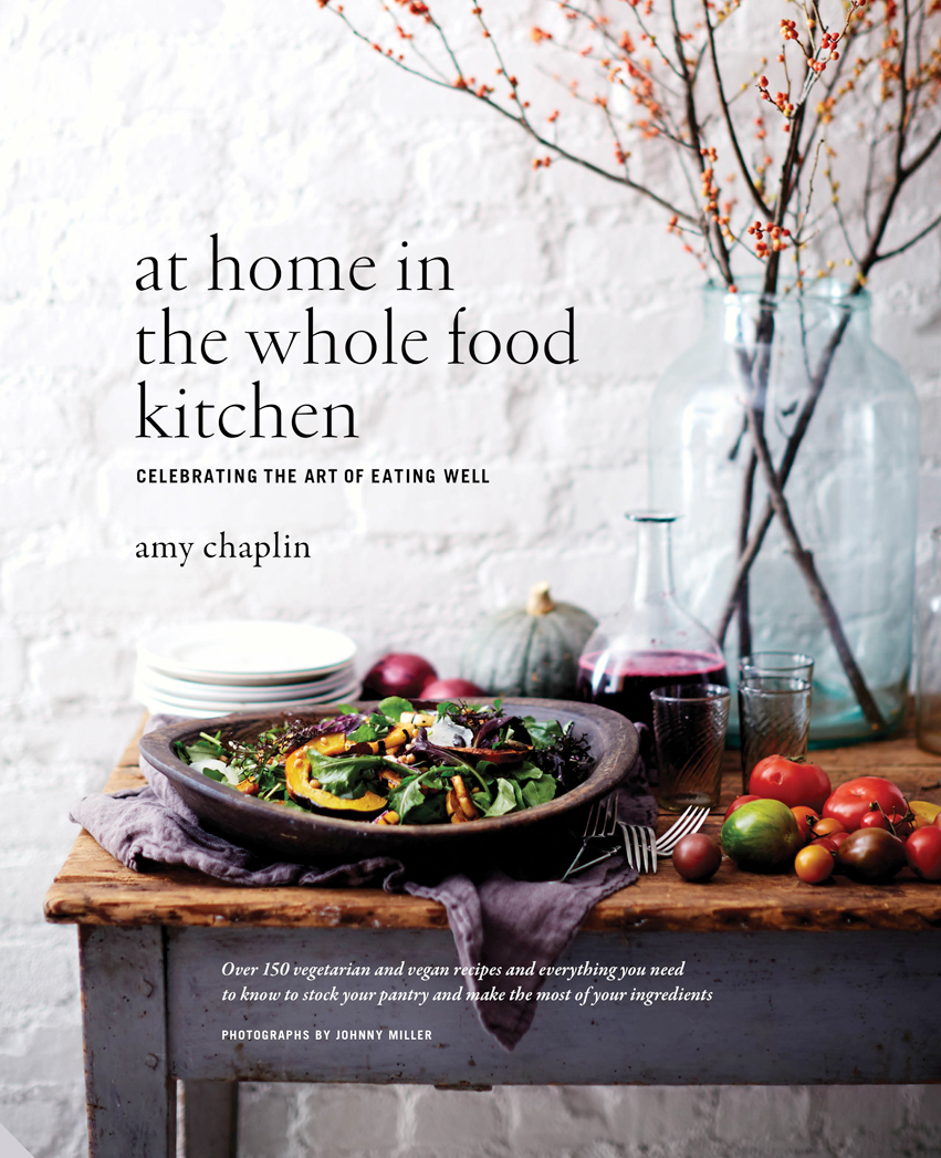 At home in the wholefood kitchen book cover