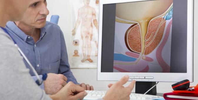 eclosión de la prostatitis