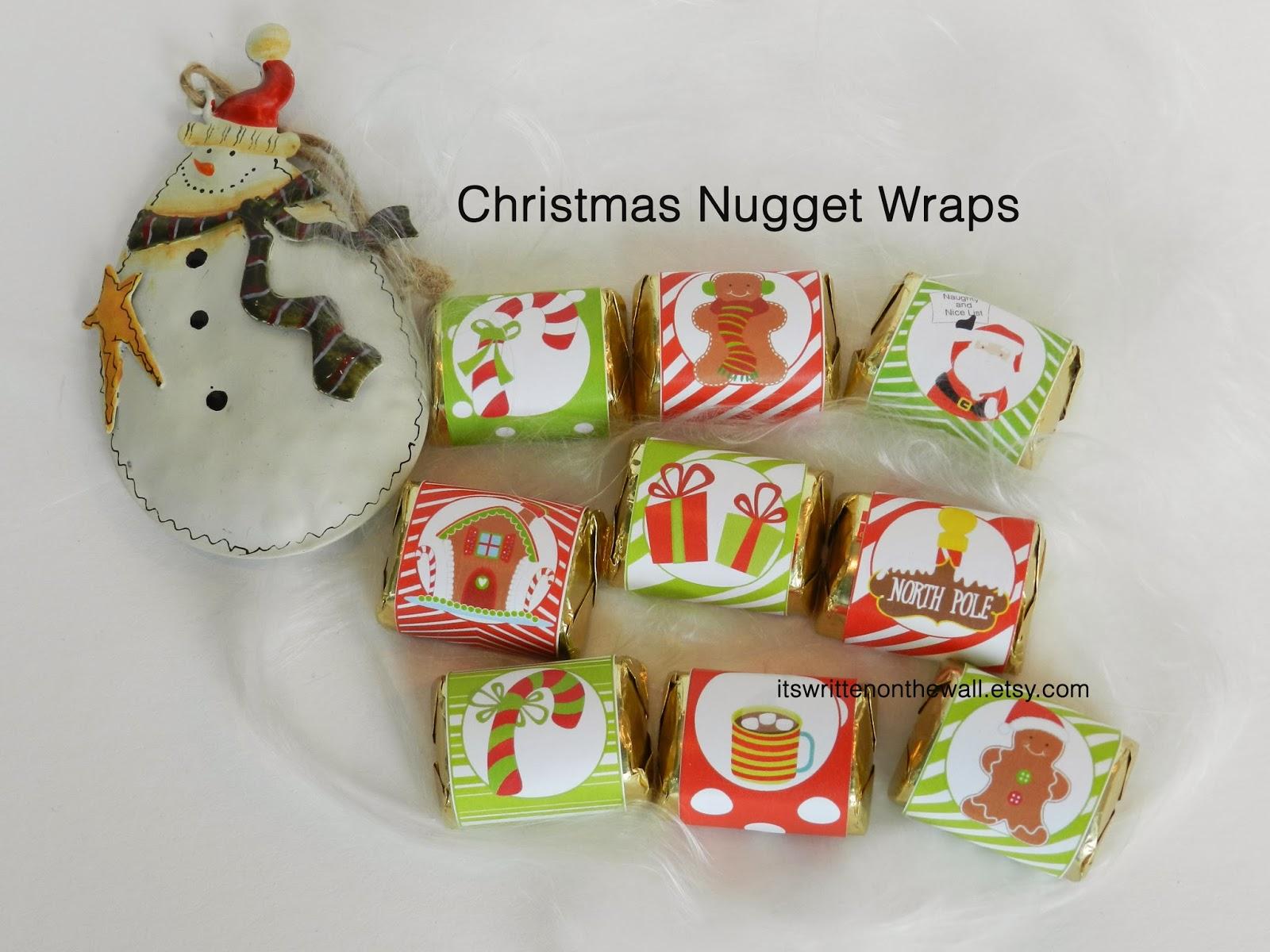 It's Written on the Wall: 18 Sweet Christmas Treats ...