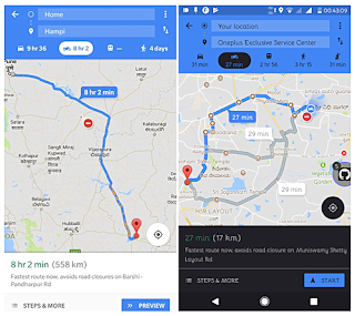 Google Maps gets new 'motorcycle mode' feature for two wheelers