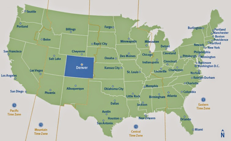 Denver Colorado Map Usa How to see Stage 7 of USA Pro Challenge 2015   Pedal Dancer®
