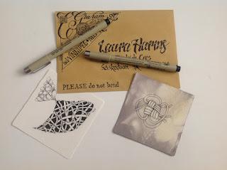 Tangled Inklings, Carol Graham