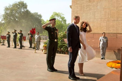 rok kate middleton di india