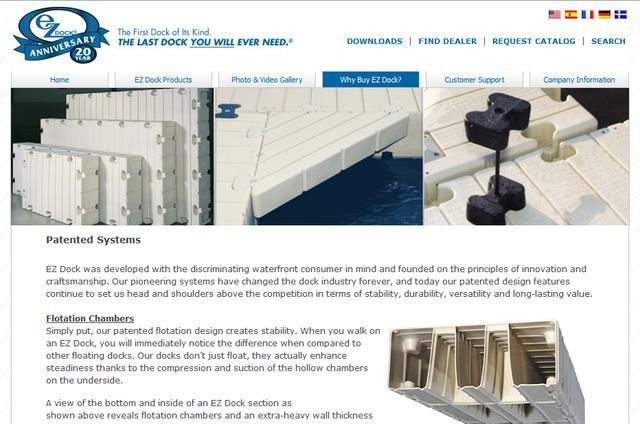 Boat Lifts & Hoists Reviews: EZ-Dock Port 4 Boat Lift for