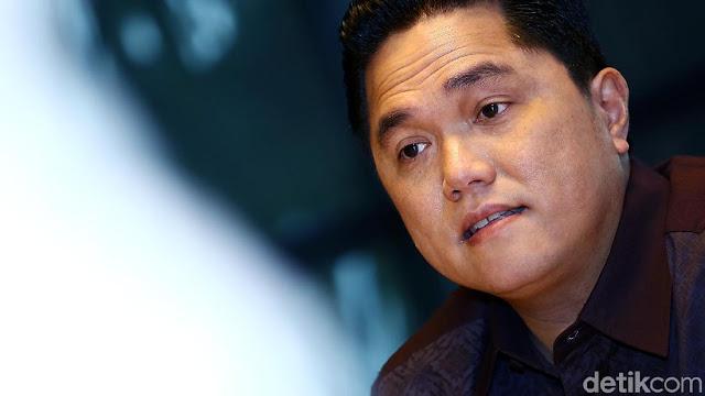Erick Thohir: Pilpres untuk Cari Imam sekaligus Sahabat untuk Rakyat
