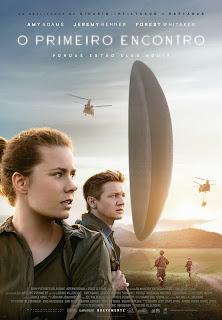 Image result for cinema o primeiro encontro Arrival
