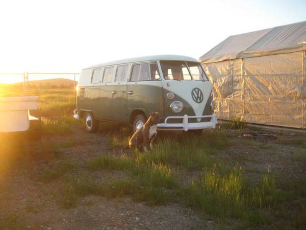 1965 VW Bus In Great Condition