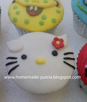 Repeat Order 3d Amp 2d Cartoon Cupcake Set For Mba Mutia