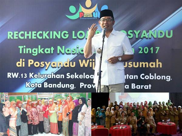 Posyandu Wijayakusumah Bandung