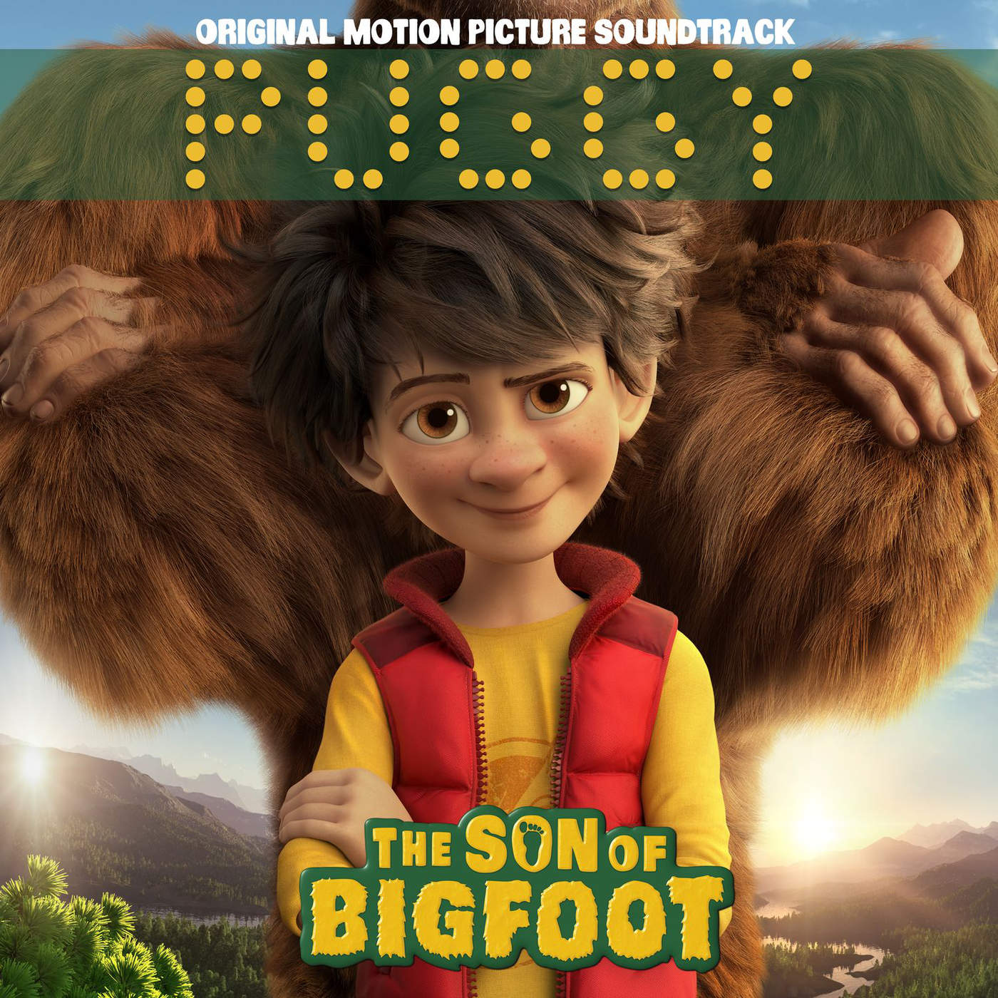 Puggy - The Son of Bigfoot (Original Motion Picture Soundtrack)