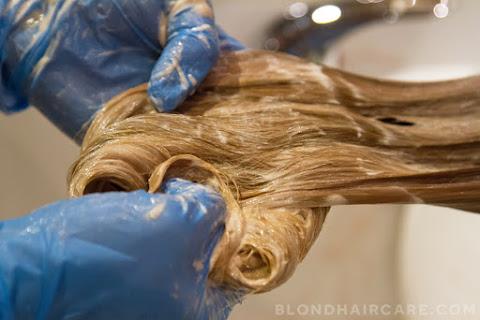 Sombre na moich włosach | INOA Blond Resist - czytaj dalej »