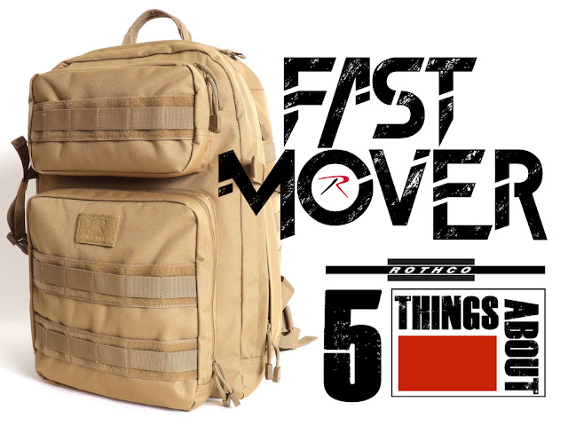 5 THINGS ABOUT: FAST MOVER TACTICAL PACK