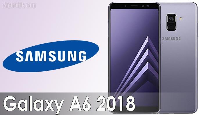 Samsung Galaxy A6 Hadir Tanpa Bezel