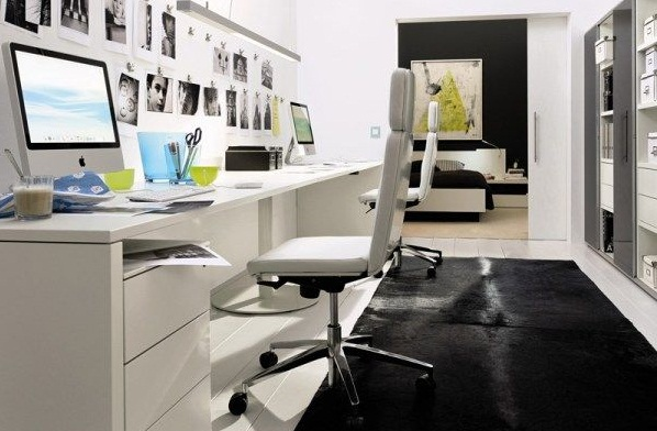 Home Office Setup Essential For Enterpreneur Or Employers To Work From