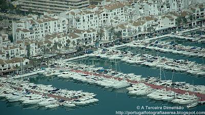 ESPANHA - Costa del Sol - Marbella - Puerto Banús